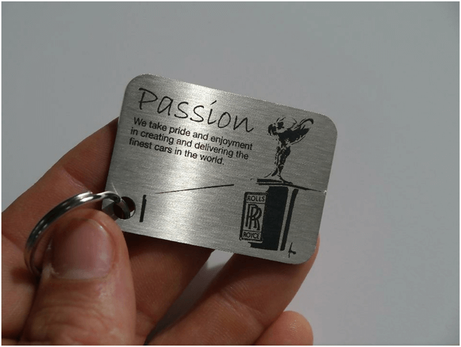 product by engraving machine 1