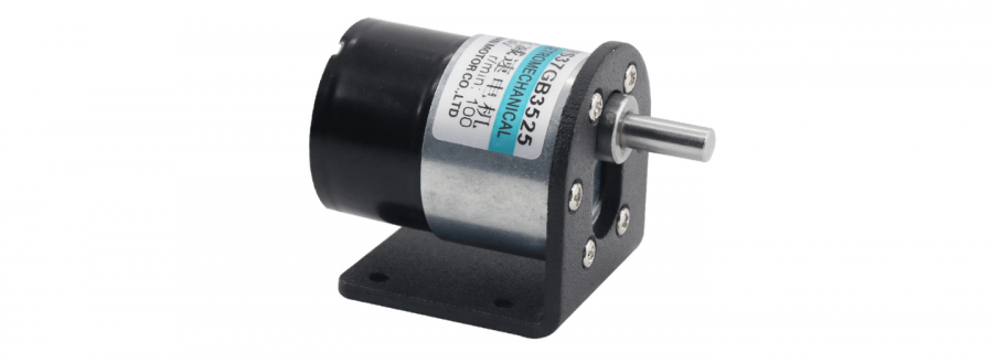 Brushed or Brushless Gear Motors